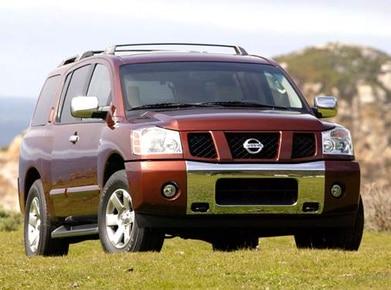 2004 Nissan Pathfinder Armada >> 2004 Nissan Pathfinder Armada Pricing Reviews Ratings