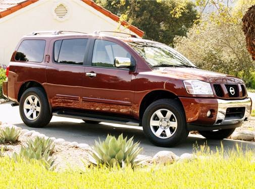 Used 2004 Nissan Pathfinder Armada Values Cars For Sale Kelley Blue Book