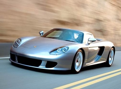 Auction Results And Sales Data For 2005 Porsche Carrera Gt