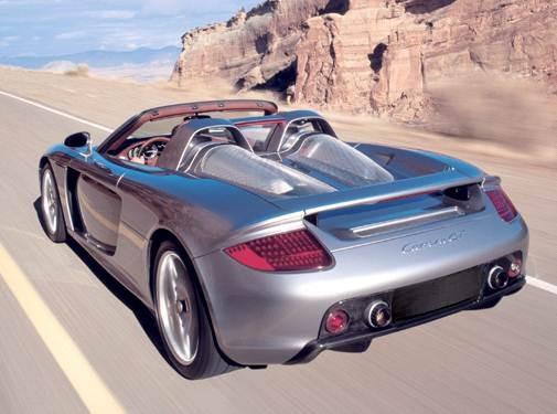 2004 Porsche Carrera Gt Pricing Reviews Ratings Kelley