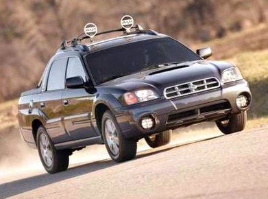 Used 2004 Subaru Baja Values Cars For Sale Kelley Blue Book
