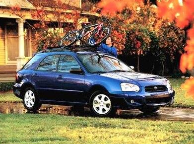 2004 Subaru Impreza Pricing, Reviews & Ratings | Kelley Blue