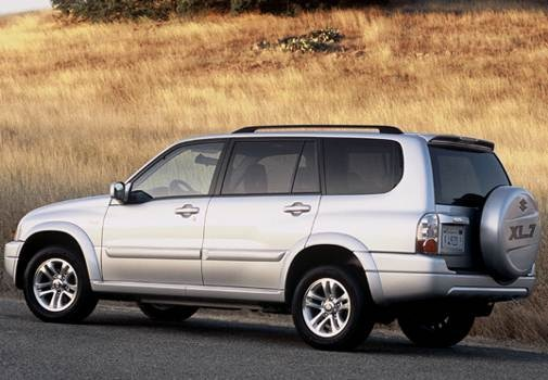 2004 Suzuki Xl7 >> 2004 Suzuki Xl 7 Pricing Reviews Ratings Kelley Blue Book