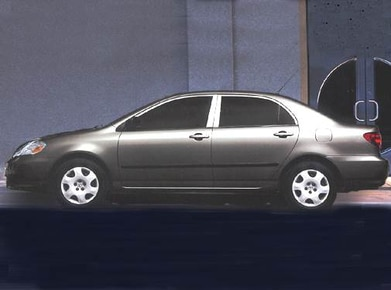 2004 Toyota Corolla Pricing Ratings Expert Review