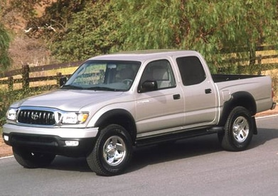 2004 Toyota Tacoma Double Cab | Pricing, Ratings, Expert