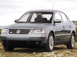 Used 2004 Volkswagen Passat W8 4motion Sedan 4d Prices Kelley Blue Book