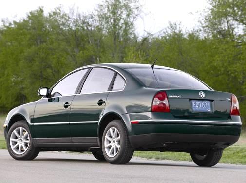 Used 2004 Volkswagen Passat Gl Tdi Sedan 4d Prices Kelley Blue Book