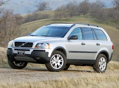 2019 Volvo XC70 Crossover SUV Review >> 2004 Volvo Xc90 Pricing Ratings Expert Review Kelley Blue Book