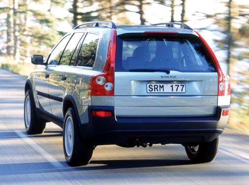 2004 Volvo Xc90 Pricing Ratings Expert Review Kelley