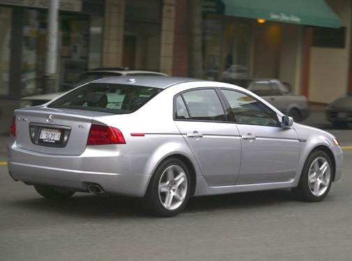 2005 Acura TL | Pricing, Ratings, Expert Review | Kelley