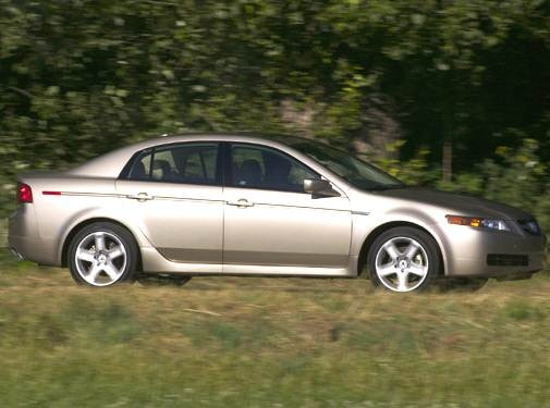 2005 Acura TL   Pricing, Ratings, Expert Review   Kelley