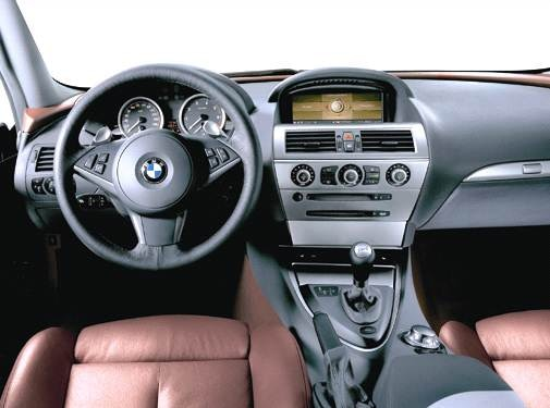 2005 Bmw 6 Series Prices Reviews