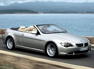 Used 2005 Bmw 6 Series 645ci Convertible 2d Prices Kelley Blue Book
