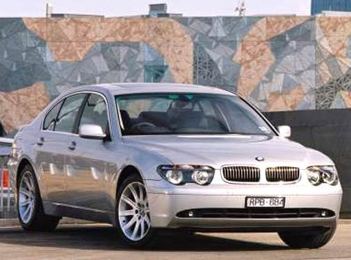2005 BMW 7 Series | Pricing, Ratings, Expert Review | Kelley Blue Book