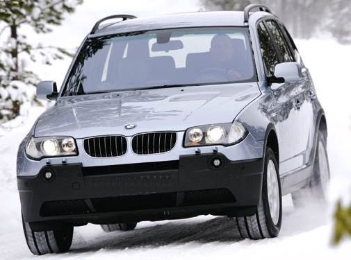 2005 Bmw X3 Values Cars For Sale Kelley Blue Book