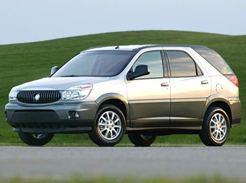 2005 Buick Rendezvous | Pricing, Ratings, Expert Review | Kelley