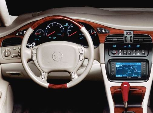 2005 Cadillac DeVille | Pricing, Ratings, Expert Review