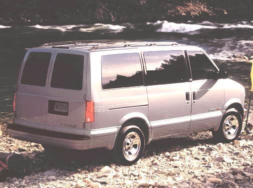 2005 Chevrolet Astro Passenger   Pricing, Ratings, Expert