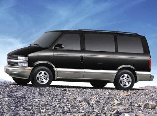 2005 Chevrolet Astro Values Cars For Sale Kelley Blue Book