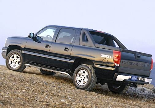 2005 Chevrolet Avalanche Values Cars For Sale Kelley Blue Book