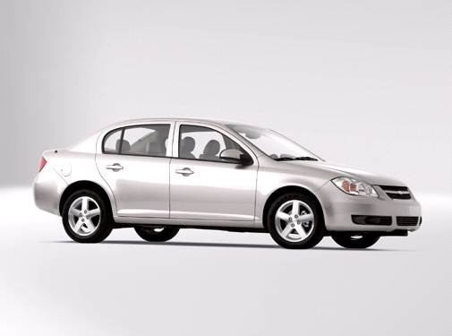 2005 Chevrolet Cobalt | Pricing, Ratings, Expert Review