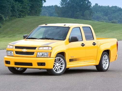 2005 Chevrolet Colorado Crew Cab | Pricing, Ratings, Expert