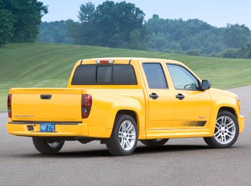 Used 2005 Chevrolet Colorado Crew Cab Ls Pickup 4d 5 1 4 Ft Prices Kelley Blue Book