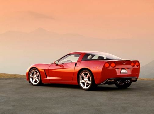 2005 Chevrolet Corvette | Pricing, Ratings, Expert Review | Kelley
