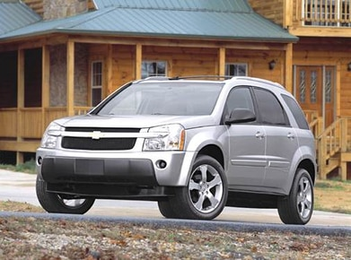2005 Chevrolet Equinox Prices, Reviews & Pictures | Kelley ...