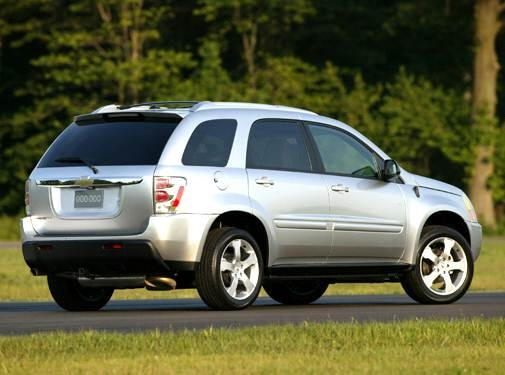 2005 Chevrolet Equinox Values Cars For Sale Kelley Blue Book