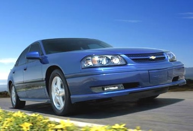2005 Chevrolet Impala Pricing Ratings Expert Review