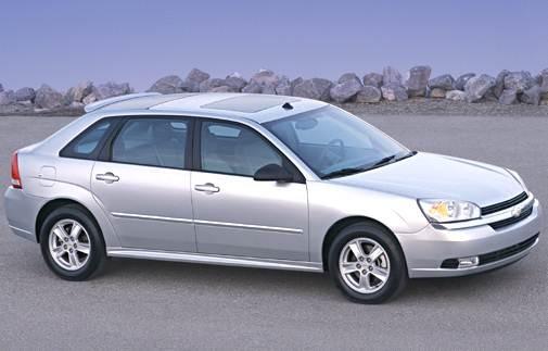 Used 2005 Chevrolet Malibu Maxx Hatchback 4d Prices Kelley Blue Book