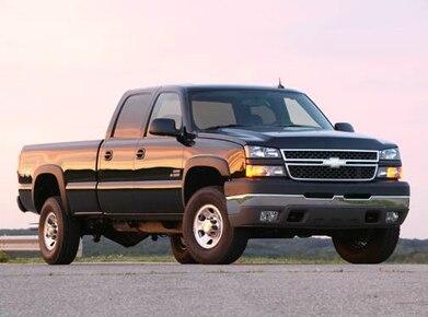 2005 Chevrolet Silverado 2500 HD Crew Cab Pricing, Reviews ...
