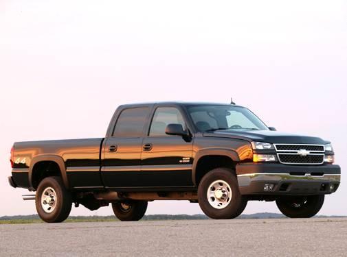 2005 Chevrolet Silverado 2500 HD Crew Cab   Pricing, Ratings, Expert
