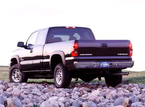 2005 Chevy Silverado 2500Hd >> 2005 Chevrolet Silverado 2500 Pricing Reviews Ratings