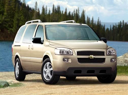 2005 Chevrolet Uplander Passenger Pricing Reviews Ratings