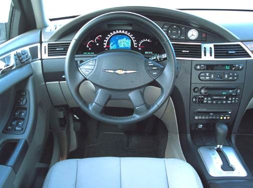 2005 Chrysler Pacifica Prices Reviews Pictures Kelley Blue Book