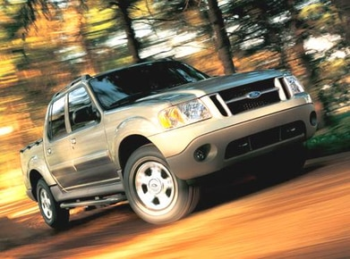 2005 Ford Explorer Sport Trac Pricing Reviews Ratings