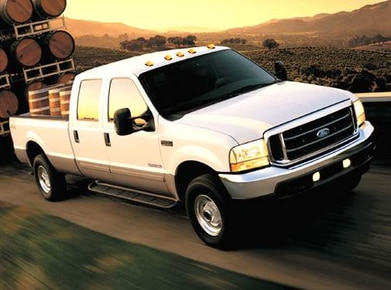 Ford F250 Diesel Mpg >> 2005 Ford F250 Super Duty Crew Cab Pricing Ratings