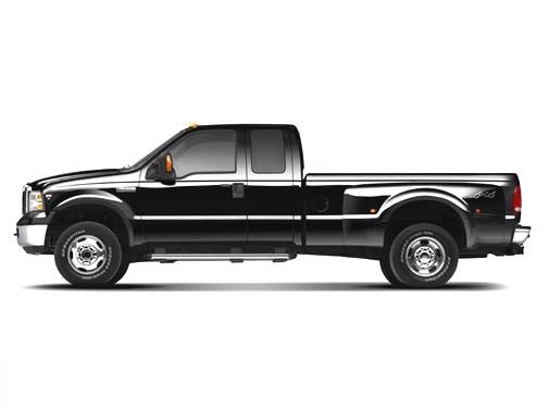 2005 Ford F350 Super Duty Crew Cab | Pricing, Ratings, Expert Review