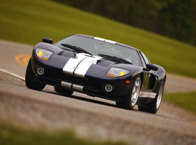 Used 2005 Ford Gt Values Cars For Sale Kelley Blue Book