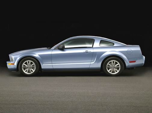 2005 Ford Mustang | Pricing, Ratings, Expert Review | Kelley