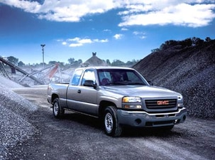 Used 2005 Gmc Sierra 2500 Hd Extended Cab Work Truck Pickup 4d 6 1