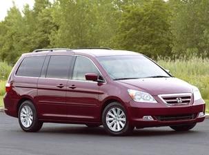 used 2005 honda odyssey touring minivan 4d prices | kelley blue book  kelley blue book