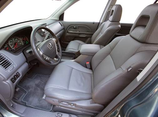 2005 Honda Pilot Mpg >> 2005 Honda Pilot Pricing Reviews Ratings Kelley Blue Book