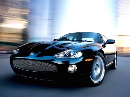 Used 2005 Jaguar XK XKR Coupe 2D Prices | Kelley Blue Book