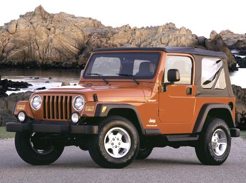 2005 Jeep Wrangler Values Cars For Sale Kelley Blue Book
