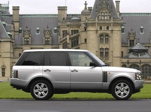 2005 Land Rover Range Rover Values Cars For Sale Kelley Blue Book