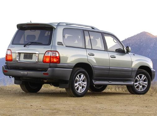 2005 Lexus LX | Pricing, Ratings, Expert Review | Kelley