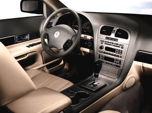 2005 Lincoln Ls V8 >> 2005 Lincoln Ls Pricing Reviews Ratings Kelley Blue Book